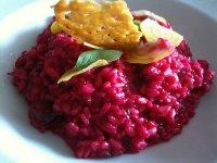 Rote-Bete-Risotto - außergewöhnlich und einfach lecker!