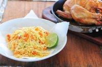 Asian Coleslaw : rafiniert exotisch und ganz einfach zuzubereiten