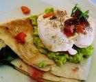 Avocado Quesadilla selber machen - schnell gemacht und richtig lecker